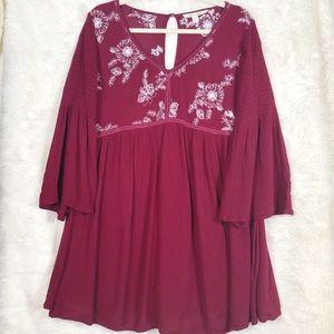 Francesca's Collection Miami Dress size L